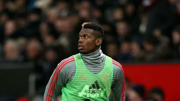 Jose Mourinho says he's not punishing Paul Pogba, questions 'quiet' United fans