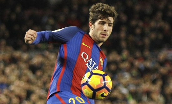 Barcelona confident Sergi Roberto will sign new deal