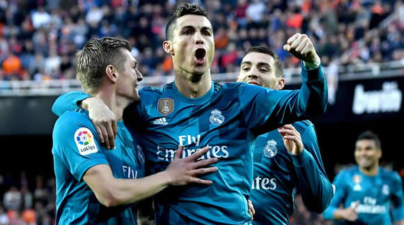 Ronaldo: I have years left at the top