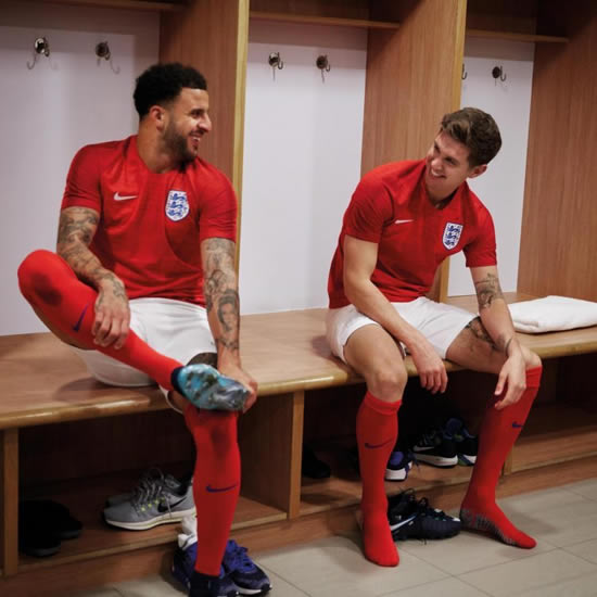 Nike have released England's World Cup kit and it is pure fire