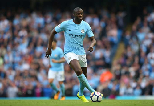 'China would make me angry' – Manchester City midfielder Yaya Toure wants to carry on playing in England