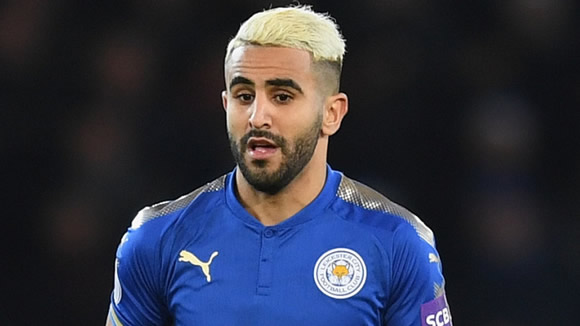 Pep Guardiola says Riyad Mahrez's absence from Leicester training is not Manchester City's responsibility