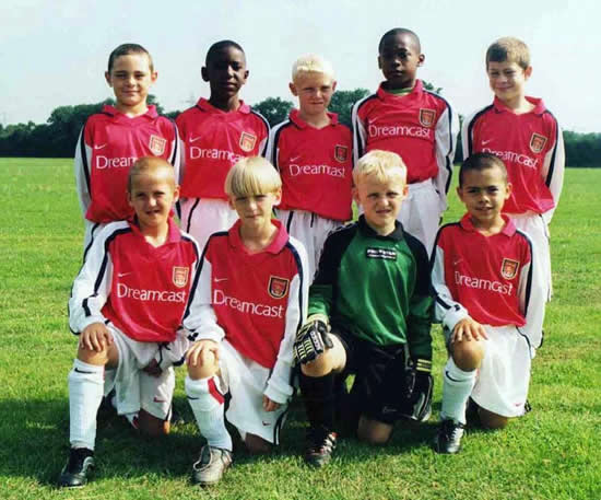 Arsenal turned down Harry Kane as a youngster because he was 'chubby and not very athletic'