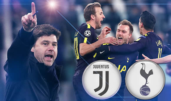 Mauricio Pochettino praises maturing Spurs after Juventus comeback in Champions League