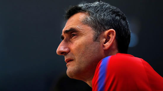Valverde: Messi wants to win everything with Barcelona and Argentina