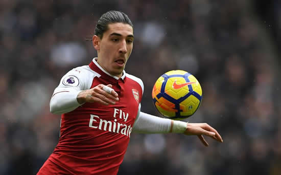 YES BLUD Hector Bellerin calls ArsenalFanTV 'so wrong' as he reveals what Arsenal players think of the YouTube channel