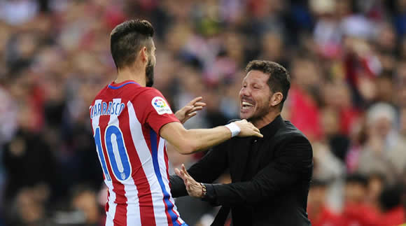 Simeone open to Carrasco, Torres exits amid CSL reports