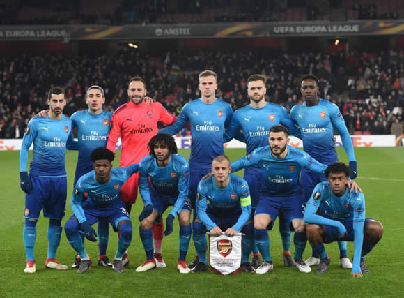 Arsenal's record in their blue away kit is RIDICULOUSLY bad