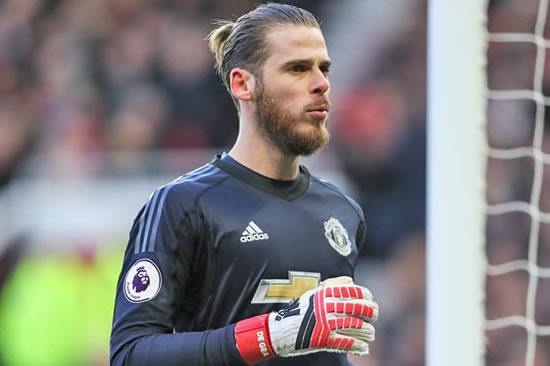De Gea will snub Real Madrid and stay… if Man Utd 'sign Barcelona star and Juventus duo'
