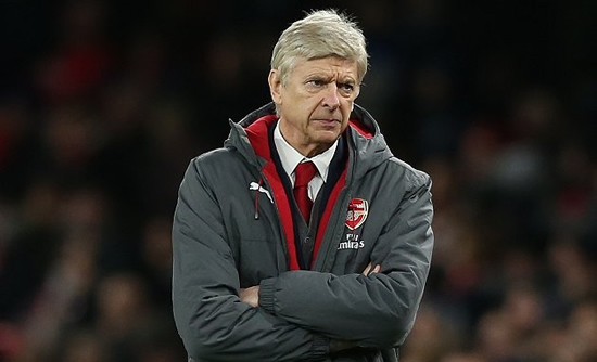Keown: Arsenal players giving up on Wenger; waiting for next manager