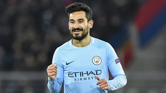 Gundogan admits to almost signing for Barcelona