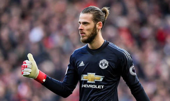 David De Gea set to kill Real Madrid speculation by extending contract