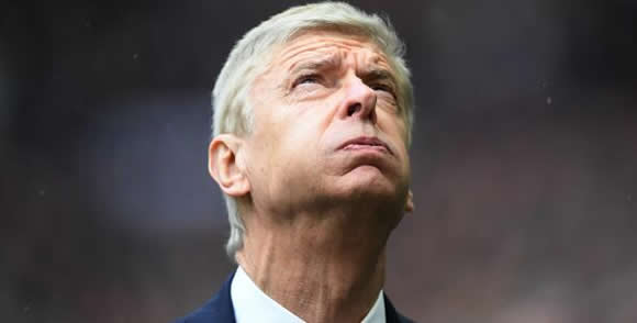 Wenger accused of outstaying Arsenal welcome by the man who appointed him