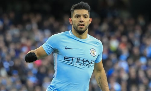 Man City manager Guardiola: We're champions! Aguero has never been better