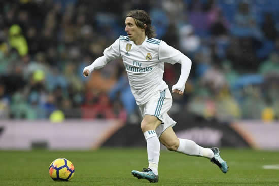 Real Madrid boost as Luka Modric and Toni Kroos return to squad as Cristiano Ronaldo leads team to PSG