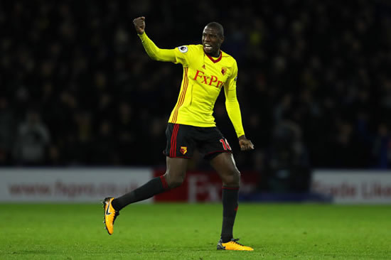 Man Utd eye Liverpool, Arsenal and Tottenham target Abdoulaye Doucoure - EXCLUSIVE