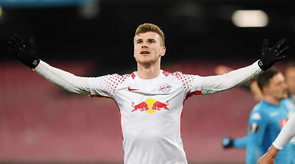 Werner dreaming of Premier League switch
