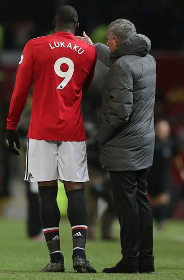 Romelu Lukaku reveals insight into relationship with Man Utd boss Jose Mourinho
