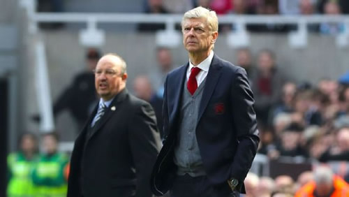 Arsenal manager Arsene Wenger: VAR snub puts Premier League 'behind the rest of the world'