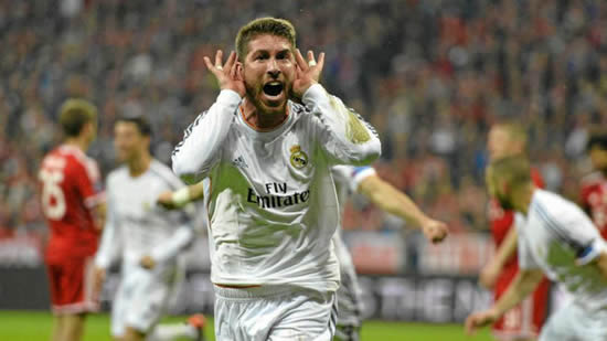 Sergio Ramos returns to lead Real Madrid