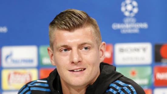 Toni Kroos: Real Madrid have not bought Champions League success