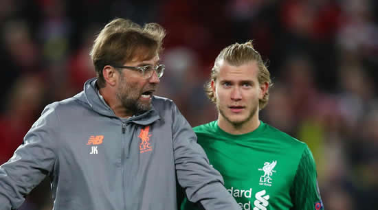 Liverpool are not Barcelona – Klopp cautious of Roma comeback