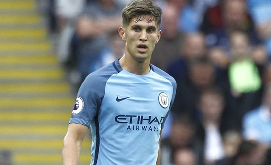 Man City dismiss claims Stones up for sale