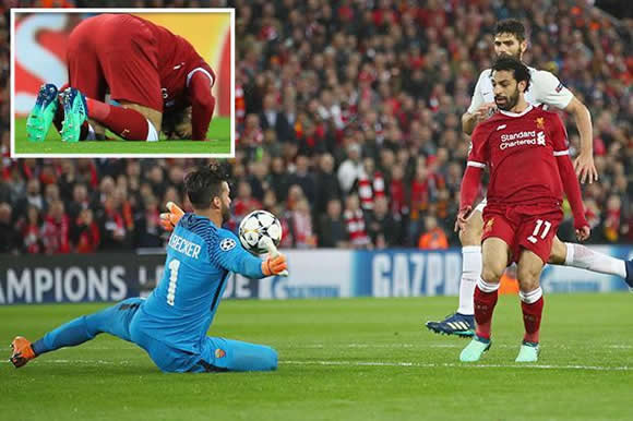 Mo Salah facing religious dilemma if Liverpool go all the way in Europe
