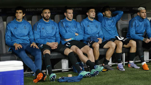 Zidane's luxury is Heynckes' nightmare