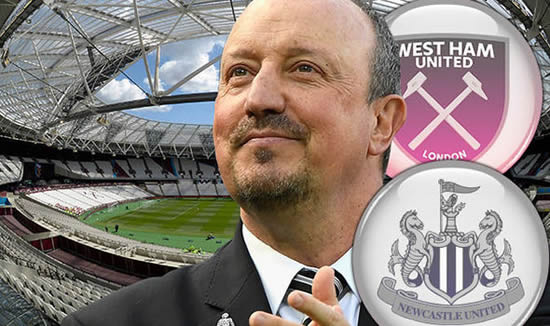 Rafa Benitez to West Ham: Newcastle boss demands £100m transfer kitty plus full control