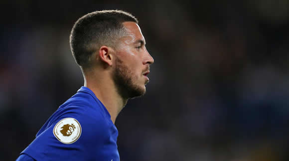 I'm not selfish enough to win the Ballon d'Or, says Hazard