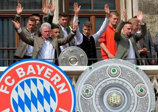 Bayern München Gegen Piräus