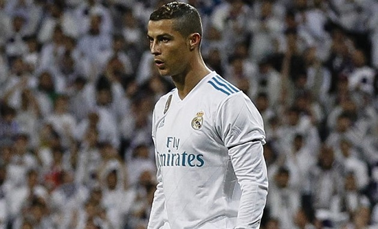 Real Madrid assured Ronaldo last month of new pay-rise