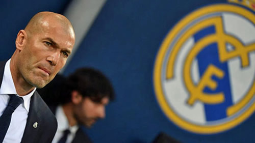 Zinedine Zidane's reasons for leaving Real Madrid