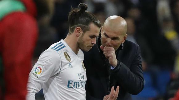 Zidane's exit halts Bale's escape plan