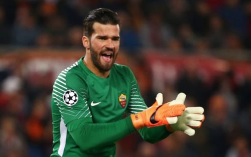Real Madrid could be rivalled by Chelsea and Liverpool in race to secure €50M Alisson