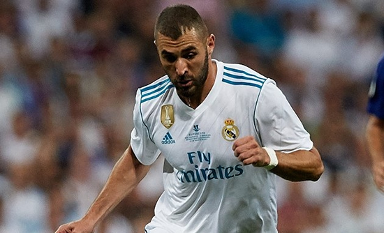 Real Madrid striker Benzema: Karius blunder goal not down to luck