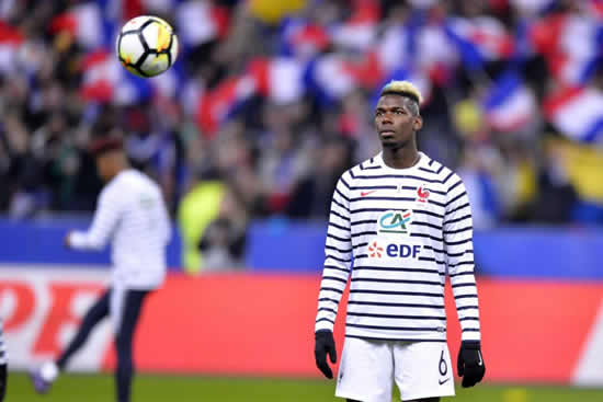 Pogba is more talented than any of France's World Cup winners from 1998, says Desailly