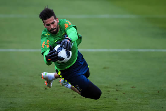 Alisson to decide on Roma future this week amid Real Madrid and Liverpool links