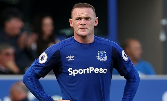 Everton boss Marco Silva calls time on Rooney stay