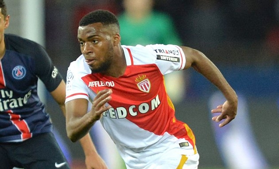 Atletico Madrid agree Lemar terms with Monaco