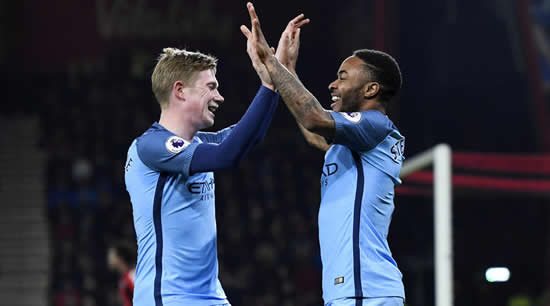 Sterling will `light up` World Cup, says De Bruyne