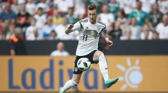 Reus can win the World Cup`s Golden Ball, says Cacau