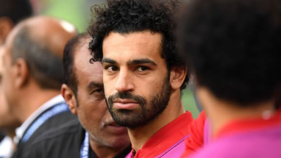 Mohamed Salah ready to make Egypt return against Russia