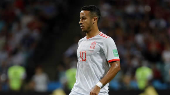Bayern Munich put 70 million euro price tag on Barcelona target Thiago