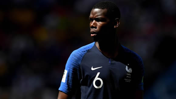 Paul Pogba claims he is the 'most criticised player in the world'