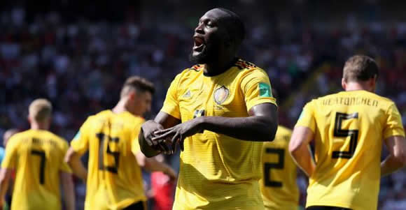 Belgium 5 Tunisia 2: Lukaku and Hazard shine as Red Devils run riot