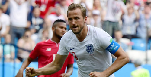 England 6 - 1 Panama: Kane hat-trick sees Southgate's side sail through