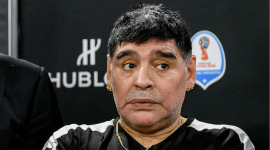 Maradona would coach Argentina for free