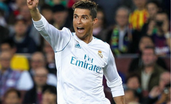 Real Madrid agree Cristiano Ronaldo fee with Juventus